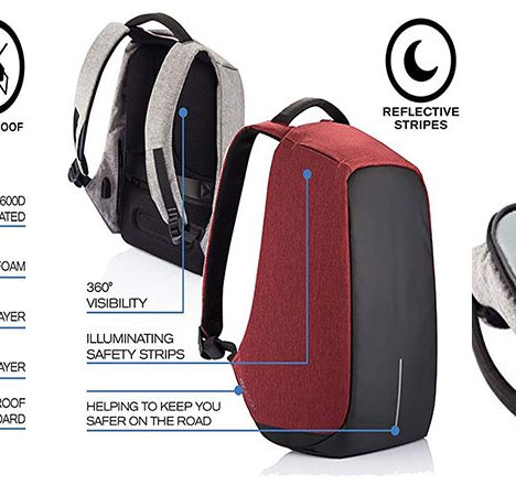 Best Anti Theft Backpacks For Travelling