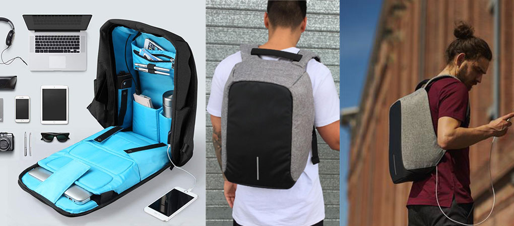 e1e6681b45db Best Anti Theft Backpacks in 2019 - RFID Protected   Slash Proof