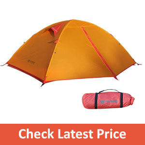 Backpacking & Camping Tent by Weanas