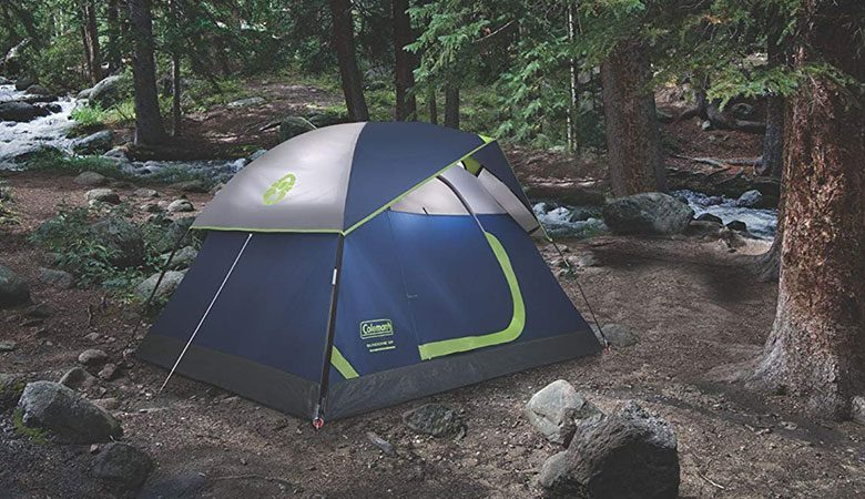 Coleman Sundome 2 Person Tent Review