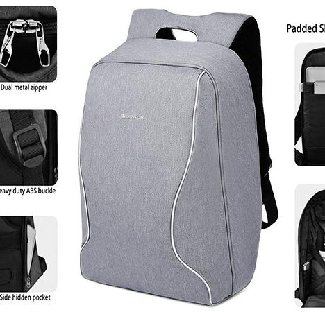 Kopack Waterproof Anti-Theft Laptop Backpack Review