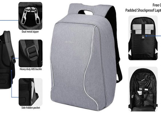 Kopack Lightweight laptop backpack Review