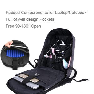 Kopack Lightweight laptop backpack review in 2018 (5)