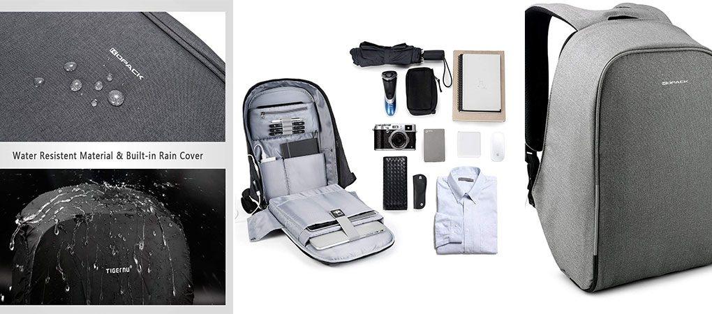 Kopack Waterproof Anti Theft Laptop Backpack Review