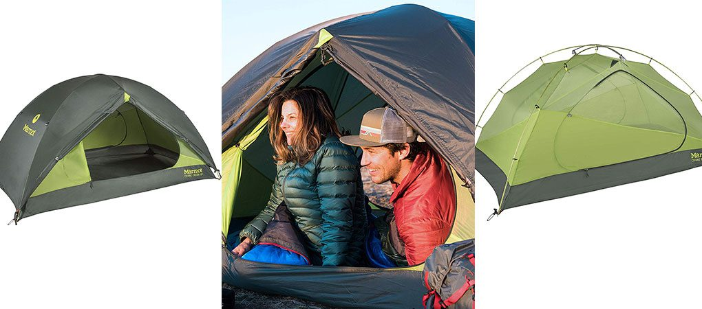 Marmot Crane Creek Backpacking & Camping Tent Review
