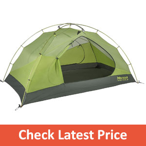 Marmot Crane Creek Backpacking & Camping Tent