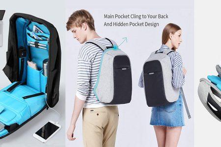 Oscaurt Waterproof Resistant Business Backpack