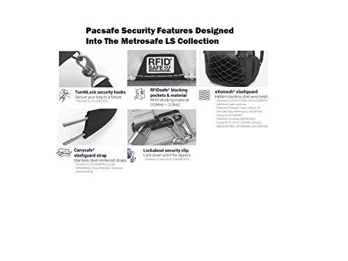 Pacsafe Metrosafe LS350 Anti-Theft 15L Backpack (2)