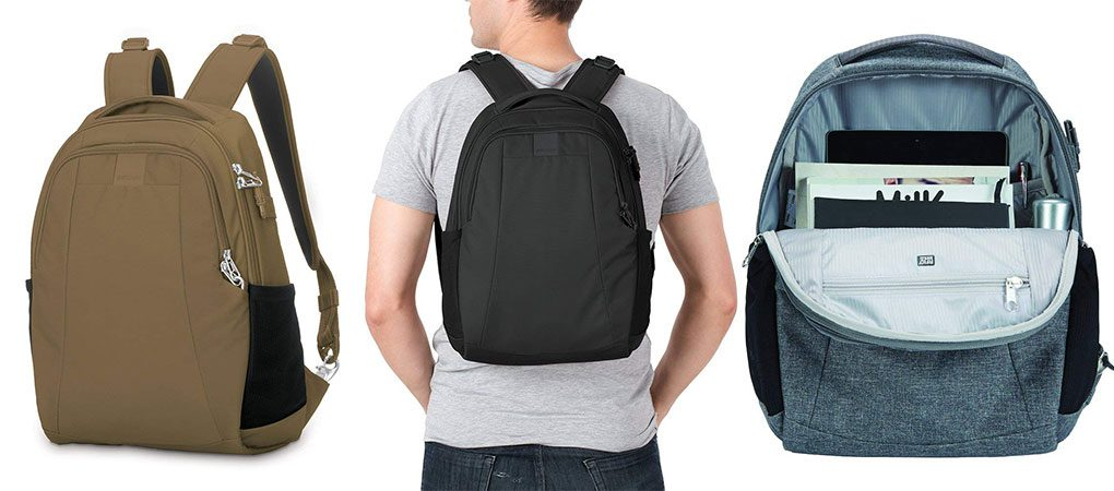 Pacsafe Metrosafe LS350 Anti-Theft 15L Backpack Review