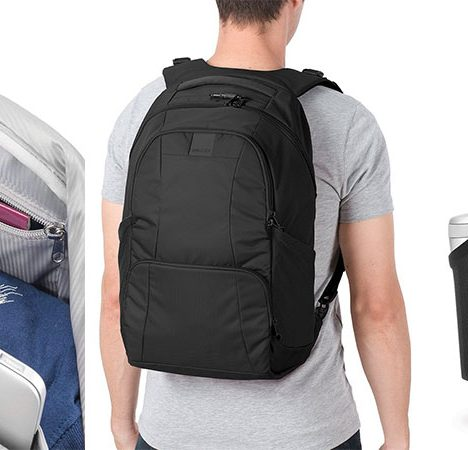 Oscaurt Anti-Theft Travel Backpack Review