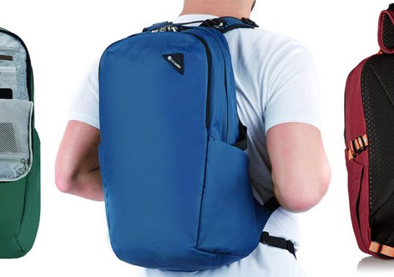 Pacsafe Vibe 25 Anti-Theft 25L Backpack Review