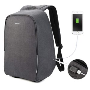 Review of Kopack Waterproof Anti-theft laptop backpack (5)