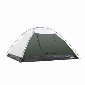 SEMOO Double Layer Lightweight CampingTraveling Tent with Carry Bag Review in 2019 (2)