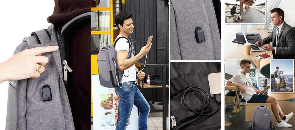 Sosoon Laptop Business backpack