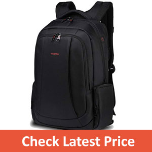 Uoobag KT-01 Slim Business Laptop Backpack