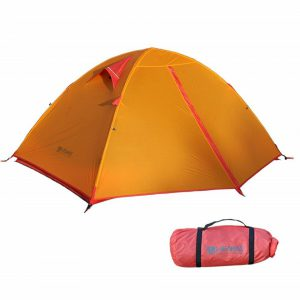 Weanas three-season two-person backpacking Tent Review in 2019 (2)