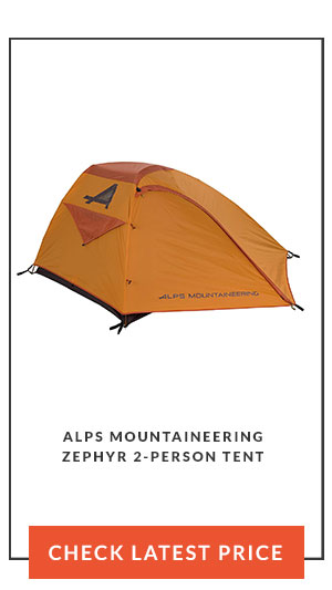 ALPS Mountaineering Zephyr 2-Person Tent