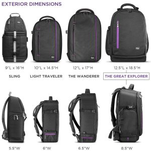 Altura Photo DSLR Camera Backpack Bag Review (16)