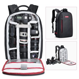 Beschoi DSLR Camera Backpack Review (6)