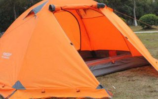 Flytop 3-4 season 2-person Double Layer Backpacking Tent Review