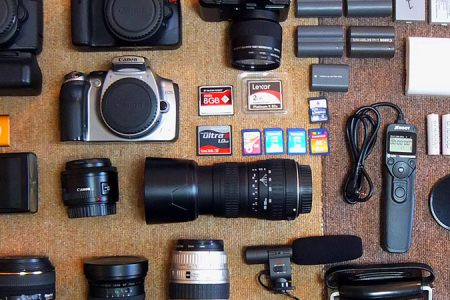 How to Get the Most Out of Your Camera Bag?