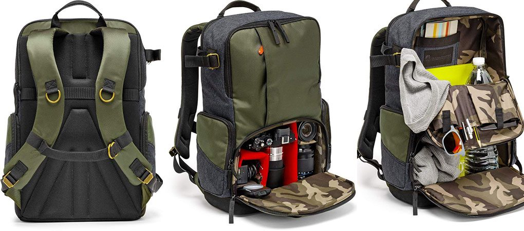 Manfrotto MB MS-BP-IGR Medium Backpack Review