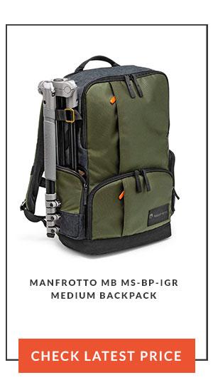 Manfrotto MB MS-BP-IGR Medium Backpack