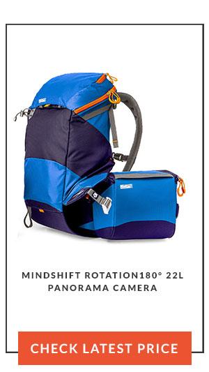Mindshift rotation180° 22L Panorama Camera Backpack