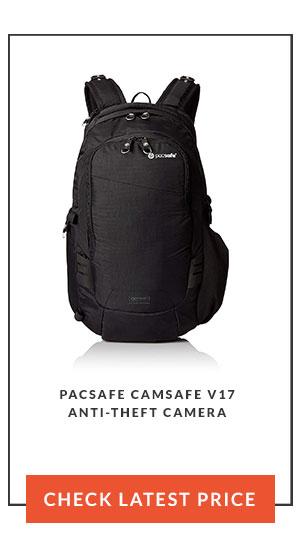 Pacsafe Camsafe V17 Anti-Theft Camera Backpack latest price