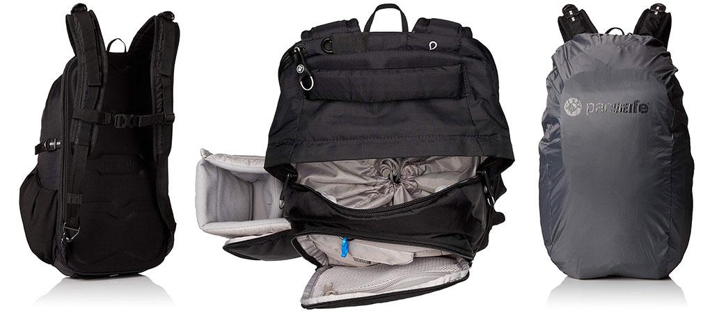 Pacsafe Camsafe V17 Anti-Theft Camera Backpack Review