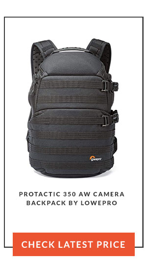 ProTactic 350 AW Camera Backpack by Lowepro