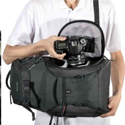 VANGUARD ADAPTOR 45 Camera Daypack Review