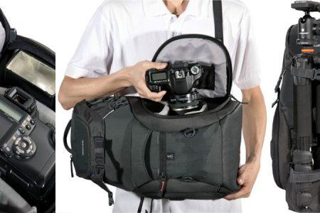 VANGUARD ADAPTOR 45 Camera Daypack Review