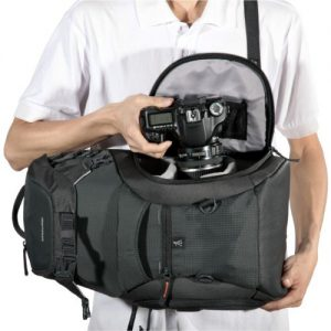 VANGUARD ADAPTOR 45 Camera Daypack Review in 2019 (1)
