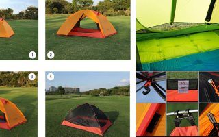 Weanas Three-Season Two-Person Backpacking Tent Review