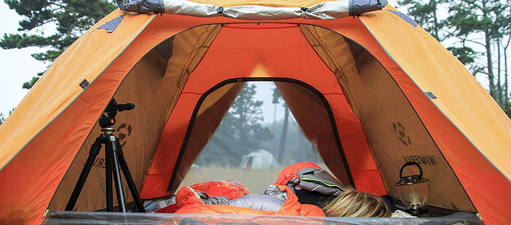 Winterial 3 Person Backpacking & Camping Tent Review
