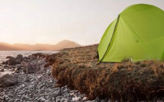 WolfWise 2-Person 3-Season Backpacking Tent Review