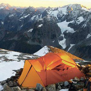 single wall tent