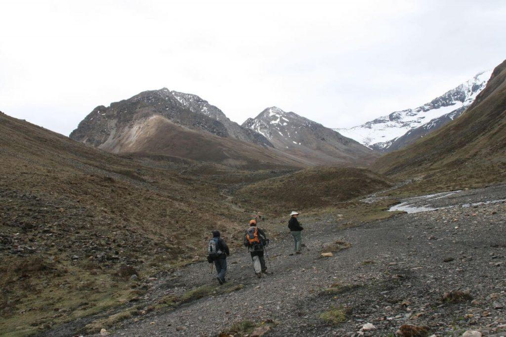 Chomolhari - Bhutan
