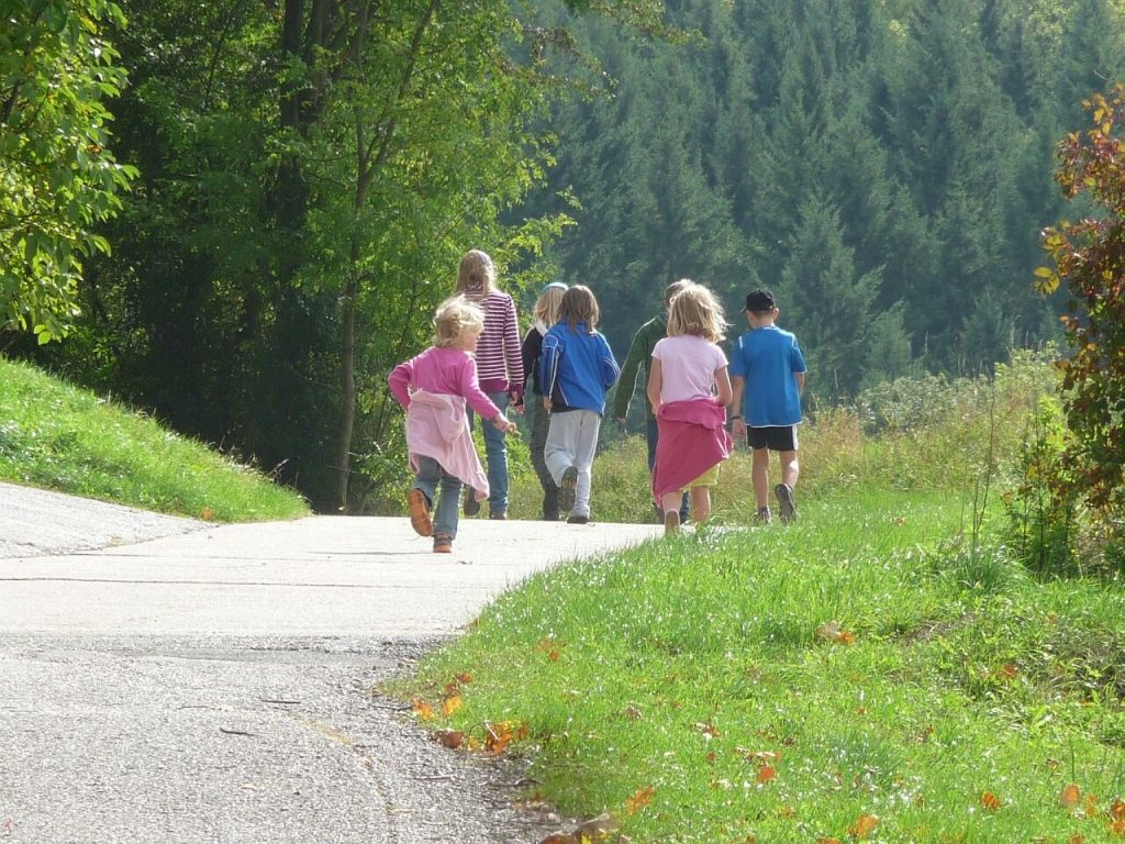 Hiking Improves ADHD in Children