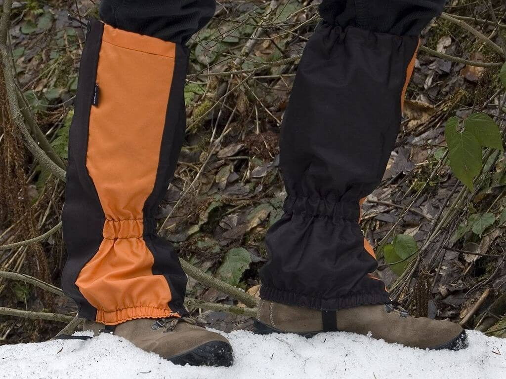 Hiking Socks and Gaiters
