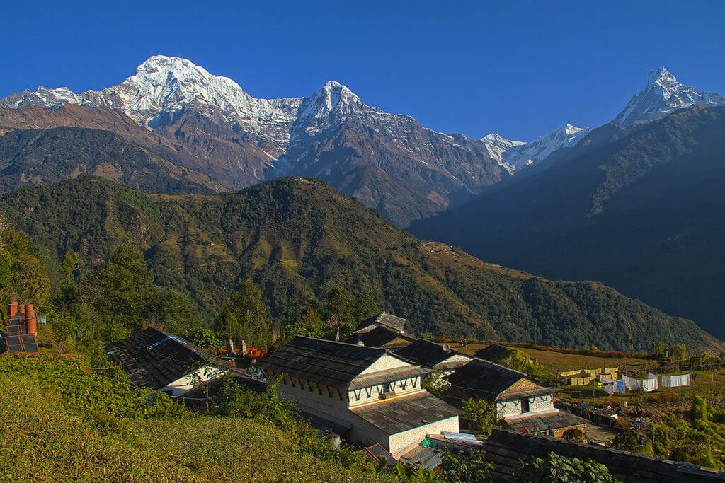 Homestay Accommodation in Nepal