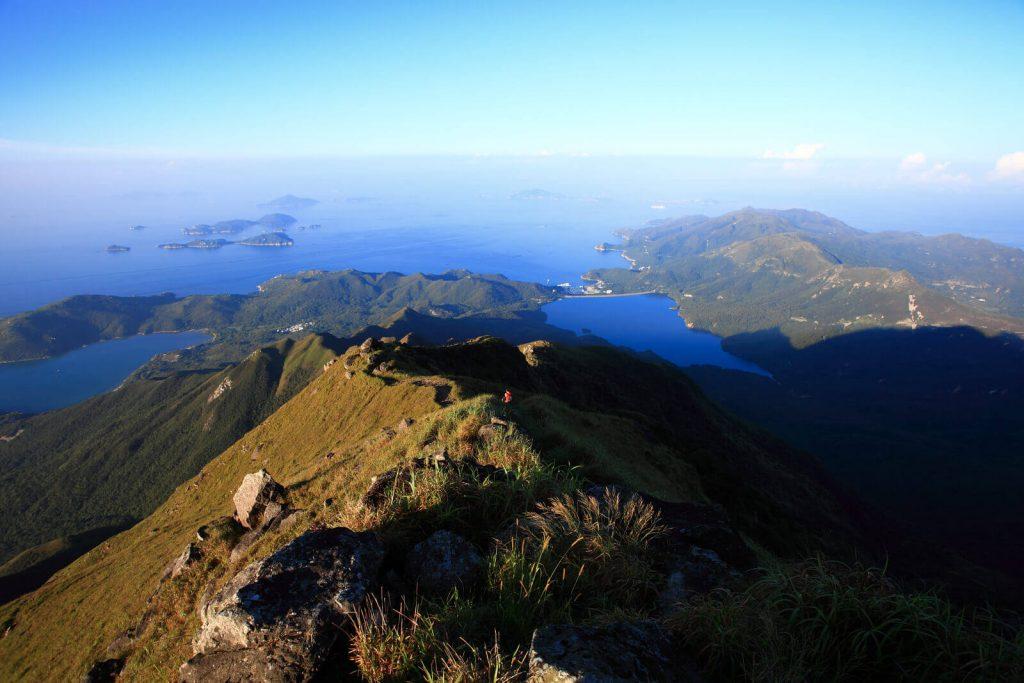 Lantau Peak - Hong Kong