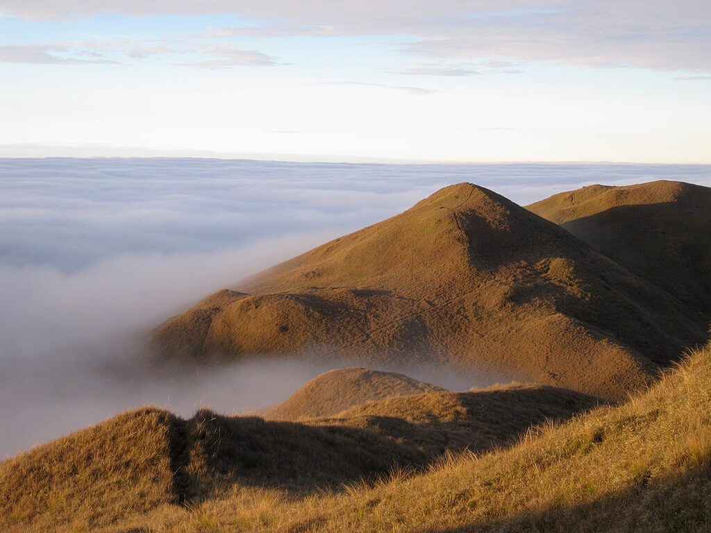 Mount Pulag - The Philippines