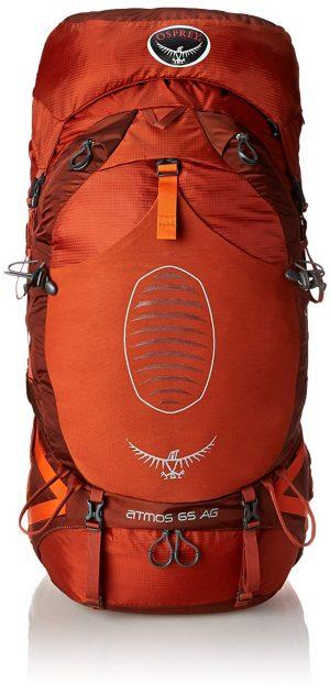 Osprey Men's Atmos 65 AG Best Travel Backpacks