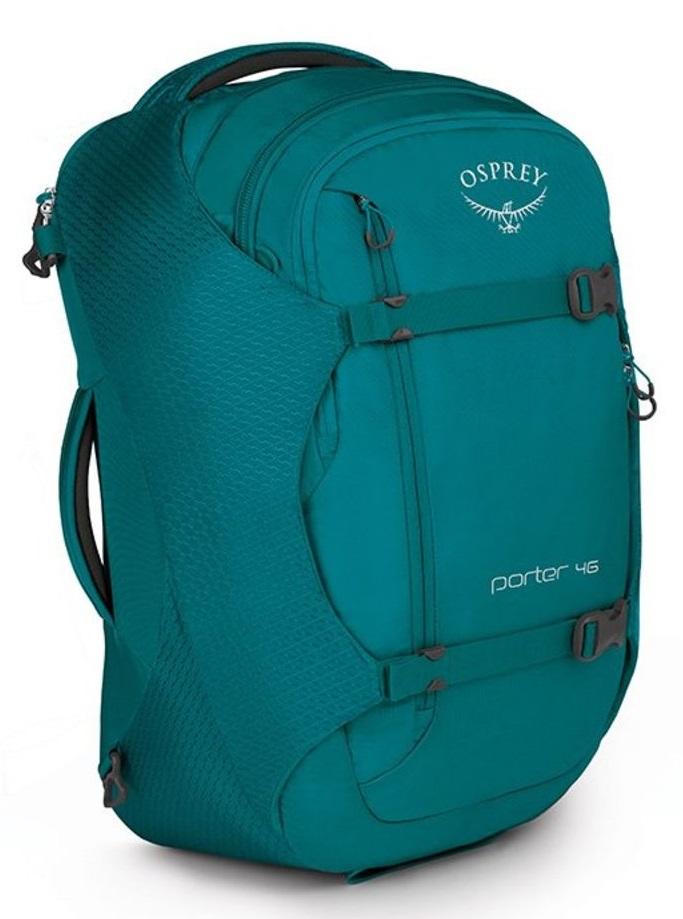 Osprey Porter 46 best travel backpack