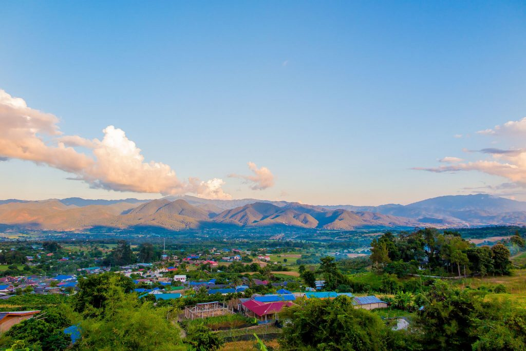 Pai or Mae Hong Son