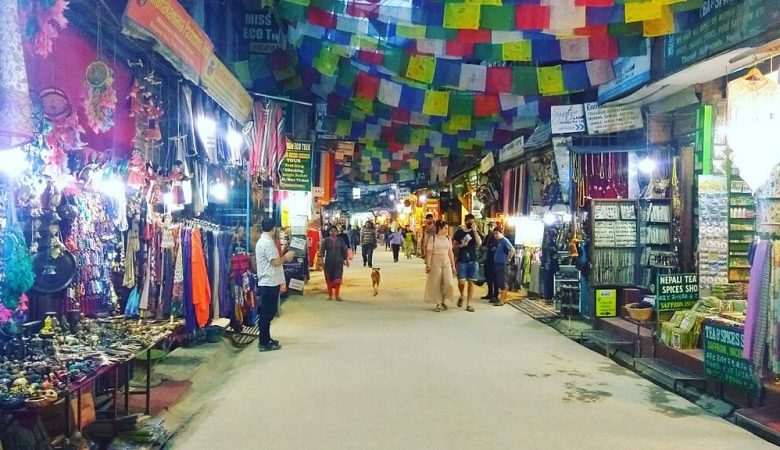Thamel Evening View