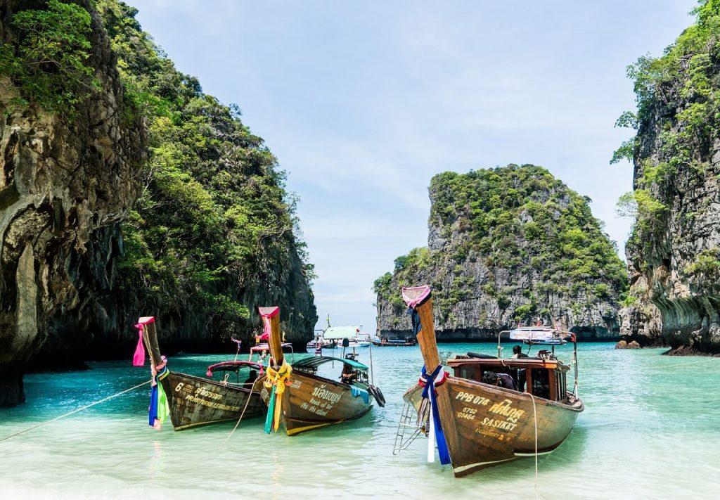 Weather in Thailand